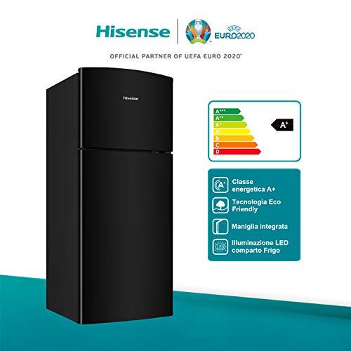 Hisense RT156D4AB1 Frigorifero Doppia Porta 120 Litri 38 Decibel