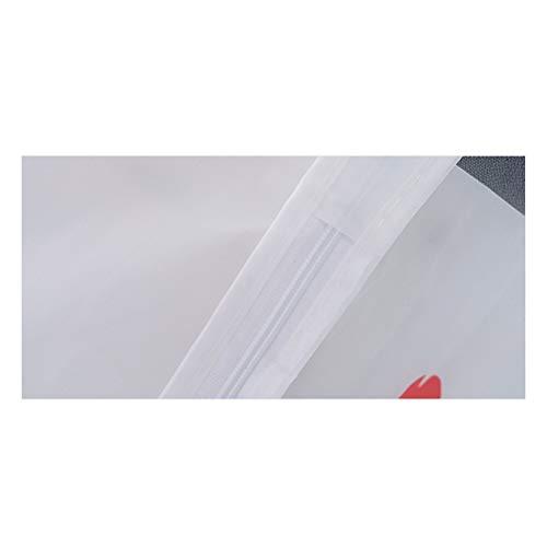 LIOOBO Copertura della lavatrice Asciugatrice Protezione antipolvere Coperchio della macchina a caricamento frontale
