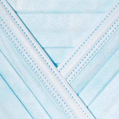 Lundybright Maschere Mediche Non Sterili di Tipo I 3 Strati Confezione da 2000 Pezzi