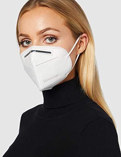 Maschera protettiva unibear monouso per respiratore FFP2 KN95 94 di filtrazione confezione da 20 pezzi
