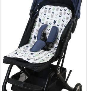 Miracle Baby Riduttore Passeggino Universale NeonatoCopriseduta per PassegginiMorbido  Reversibile in Puro Cotone Copri Seggiolino AutoInfant Cuscino Pad32 x 80cmKoala