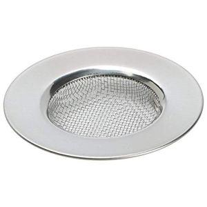 TRIXES Filtro Lavandino  Filtro in Acciaio Inox per Lavello Doccia Vasca da Bagno  Filtro Lavello
