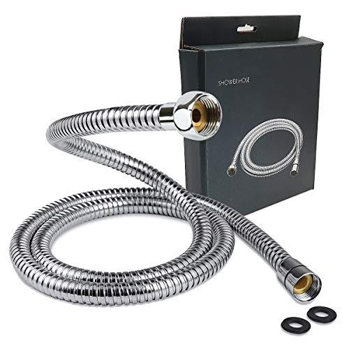 Tubo doccia flessibile in acciaio inox 304 universale per bagno cucina