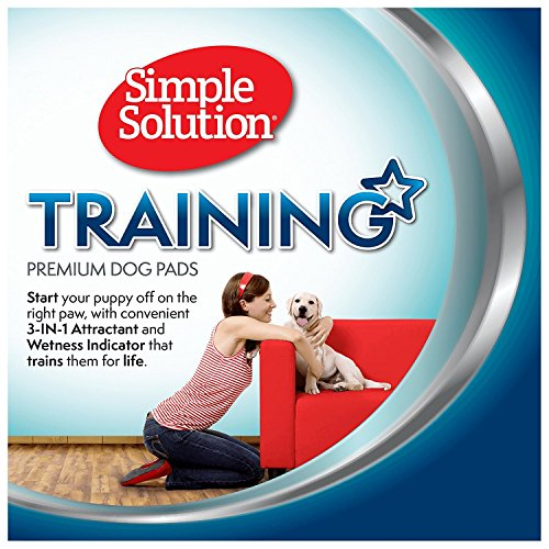 Simple Solution Tappetini Extra Large Addestramento Cane e Cucciolo a 6 Strati  10Pk