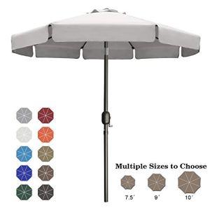 ABCCANOPY ombrellone da giardino impermeabile adatto allaria aperta