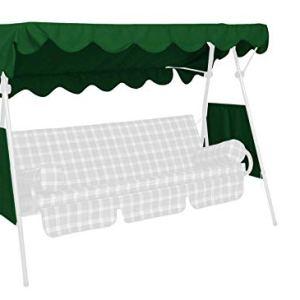 Angerer Tetto del Dondolo 200 x 120 cm qualit PE Colore Verde