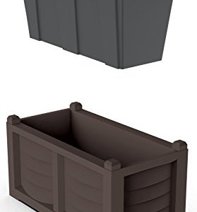 Bama 31967 Kit Arredo Cacao 80x425x42 cm