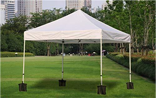 CACTIYE Cactye Sacchi per Pesi per riparazioni istantanee di Alta qualit per Gazebo Tenda Pesi Tenda Tenda Tenda zavorrato