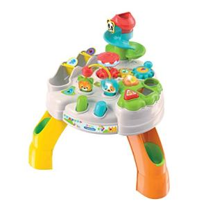 Clementoni Baby Tavolo attivit Parco degli Animali 12 Mesi Multicolore 17300