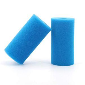 Lifreer 50 filtri per piscina riutilizzabili lavabili e riutilizzabili per Intex tipo A