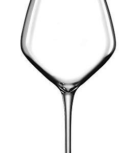 Bormioli Luigi Atelier Set Calici Pinot Vetro Sonoro Trasparente 61 cl 6 Pezzi