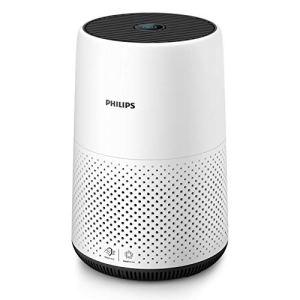 Philips Qualit Aria AC082010 Purificazione Automatica Intelligente Rimuove Allergeni e Particelle Sottili Dimensioni Compatte Rileva la Qualit Silenzioso BiancoNero