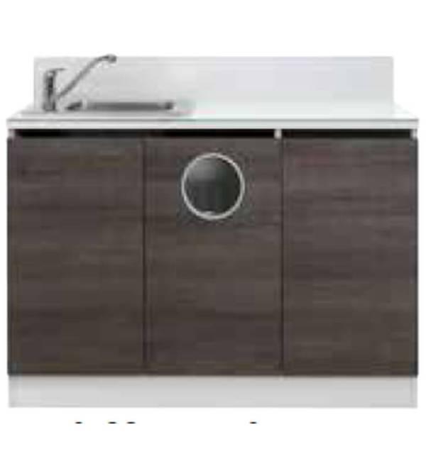 mobile dietro lavaggi basso lavandino