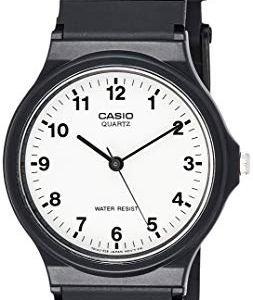 Casio Orologio Analogico Quarzo Uomo con Cinturino in Resina MQ247BLL
