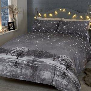 Rapport Starry Nights Set Copripiumino Matrimoniale KingMono