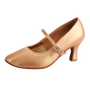 Vovotrade  Vintage Donne Che Ballano Scarpe da Ballo Moderne Ballroom Latino Fondo Morbido Moda Sandali Elasticizzati