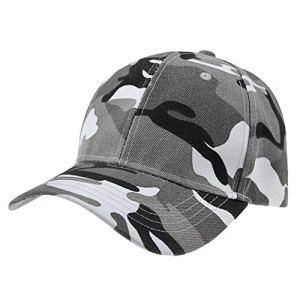 Cappello da baseball casual mimetico unisex vintage in cotone regolabile cappello da baseball Cap Snapback Estate protezione UV cappello camionista cappello uomo caccia trekking cap per allaperto