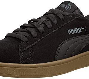 PUMA SMASH V2 Sneakers UnisexAdulto Nero BLACK BLACK 425 EU