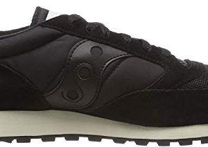 Saucony Jazz Original Vintage Sneakers UnisexBambini Black Black 9 23 EU