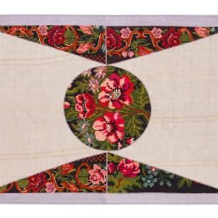 SITAP_DA VINCI FLOWER LILLA_81155