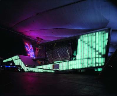Mind Zone, Millennium Dome, London Fonte: (http://www.pabaac.beniculturali.it/)