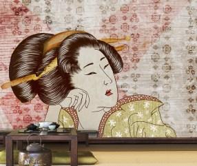 Classic geisha