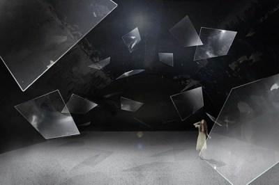 'Soundscape' by AGC Asahi Glass (Rendering Courtesy of Mandai Architects)