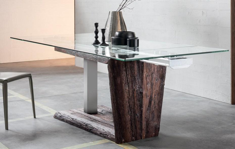 arredamento eco-chic: il legno naturale per mobili e rivestimenti - Arredamento Moderno Naturale