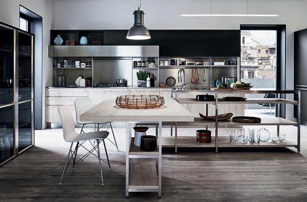 Come progettare l\'arredamento di una cucina - Arredosalaria