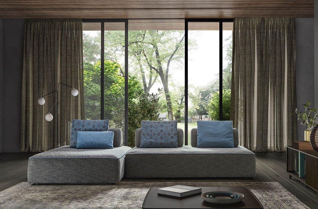 Il nome dei divani 100% Made in Italy: Samoa