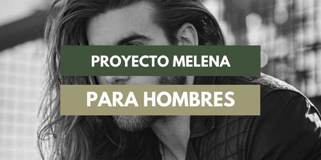 proyecto melena hombres