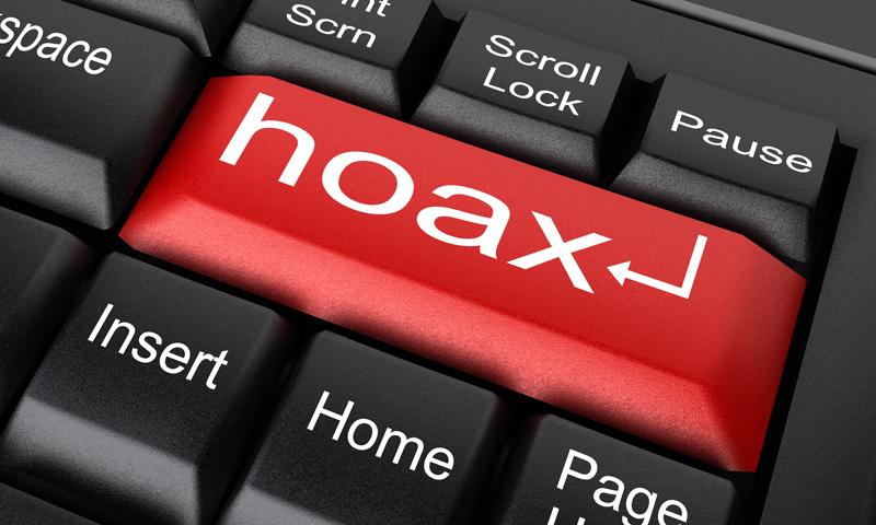 Menyikapi Berita Dusta (HOAX
