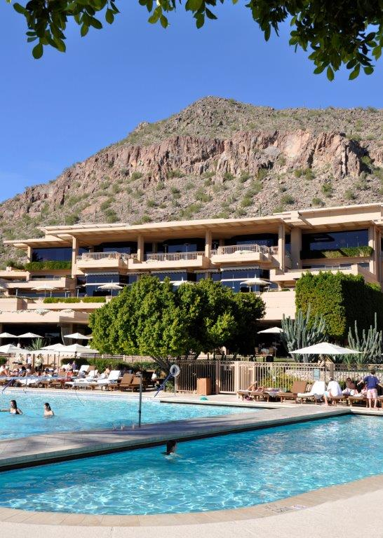 Pool at The Phoenician