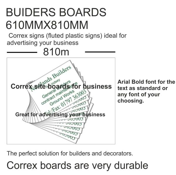 correx signs