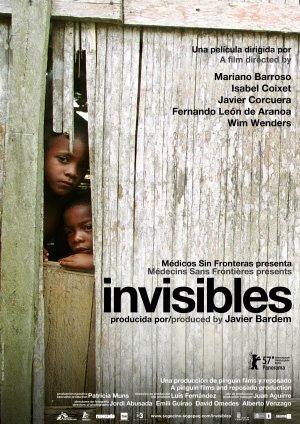 Cartel de 'Invisibles'