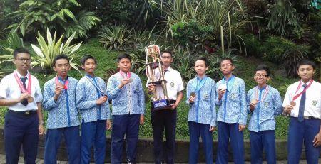olimpiade Aritmatika dan olimpiade Matematika tingkat Jawa Timur dan Jawa Tengah