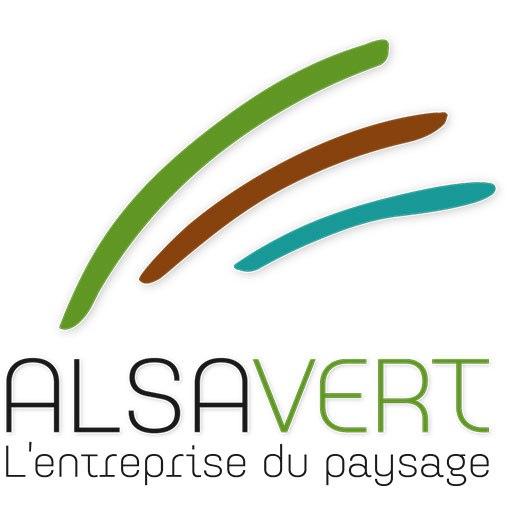 Logo Alsavert - L'entreprise du paysage
