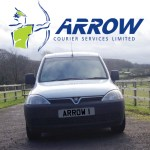 "img src=""Arrow-Couriers-Arrow-1-logo.jpg"" alt=""Arrow couriers small van with countryside in the background and Arrow logo above"""
