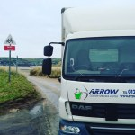 "img src=""Arrow-Couriers-Beach.jpg"" alt=""Arrow Couriers truck by the beach in Wales"""