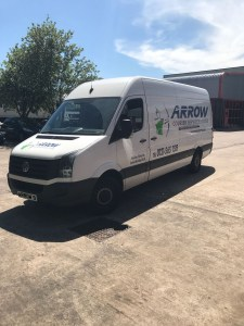 "img src=""Arrow-Courier-Services-Crafter-in-the-sunshine-1.jpg"" alt=""Arrow Courier Services VWCrafter in the sunshine 1"""