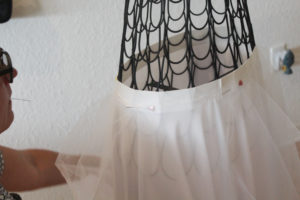 DIY Tulle Skirt-6