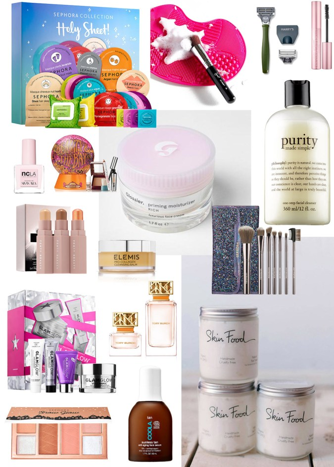 Christmas Gift Guide: For the Beauty Lovers