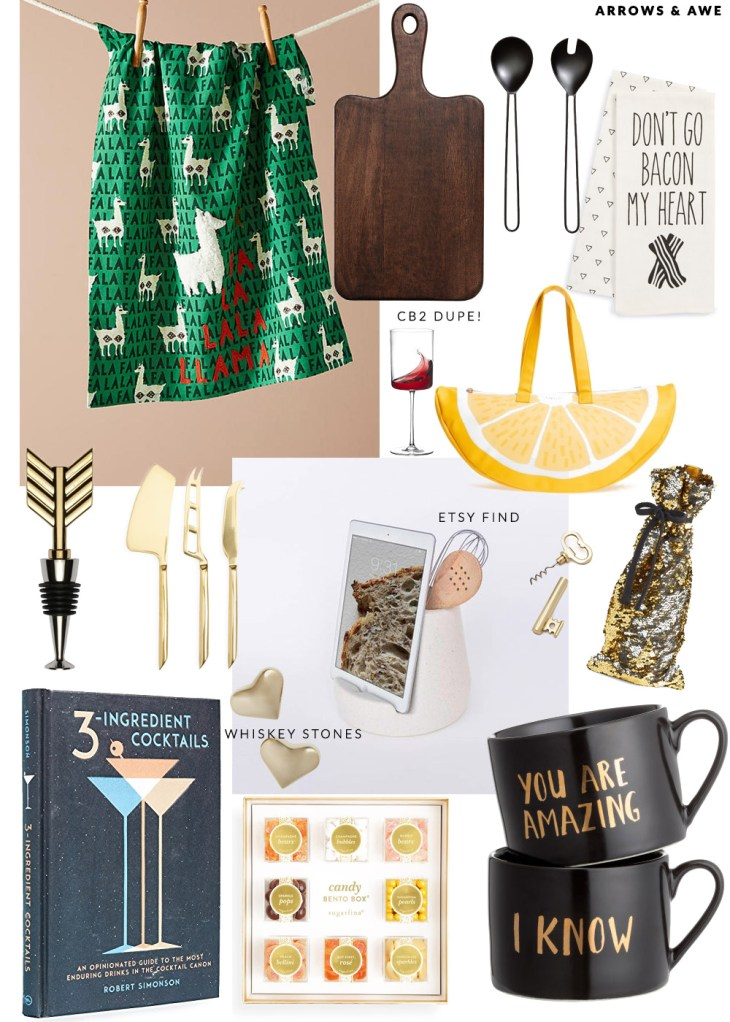 2017 Christmas Gift Guide: For the Host