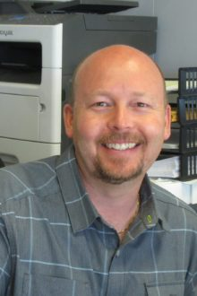 Tod Drydale - Finance Manager