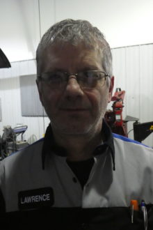Lawrence Lins - Master Technician