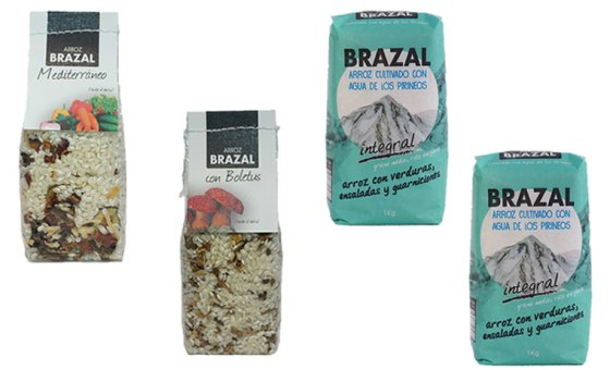 Lote saludable - Arroz Brazal