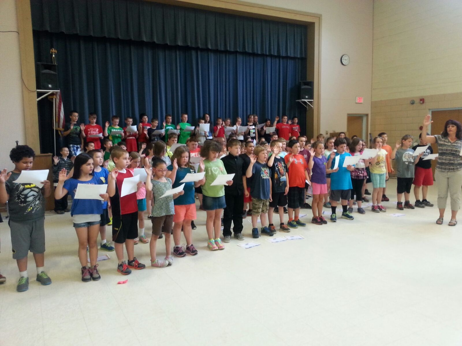 3rd And 4th Grade Students Take The Arrsd Bullying