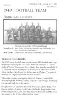 1949 AHS Football Team