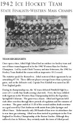 1942 AHS Ice Hockey Team