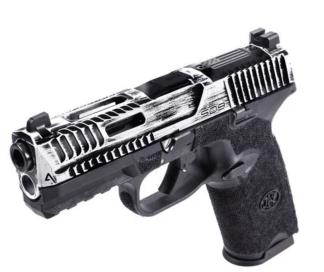 Agency ArmsFN 509 9MM White